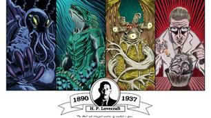 Tributo: 81 anos da morte de H.P. Lovecraft