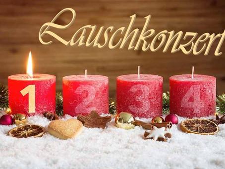 """""""Lauschkonzert"""" zum 1. Advent"""