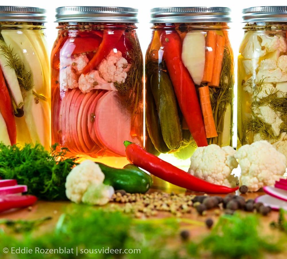 ירקות מוחמצים