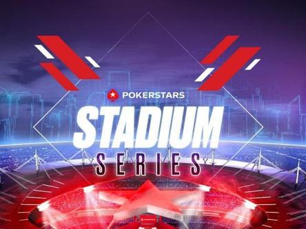 PokerStars проведут Stadium Series с гарантией 50 000 000$