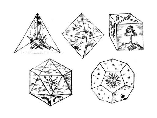 Sacred Geometry - The Platonic Solids