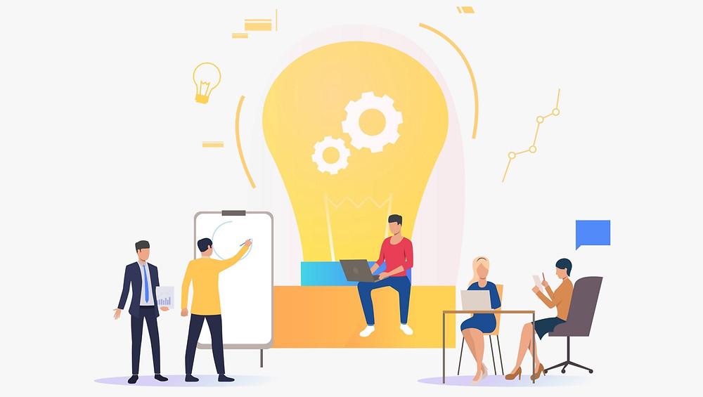 Habilidades para la gestión de la innovación
