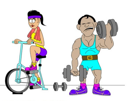 IMPORTANCE OF EXERCISING DAILY