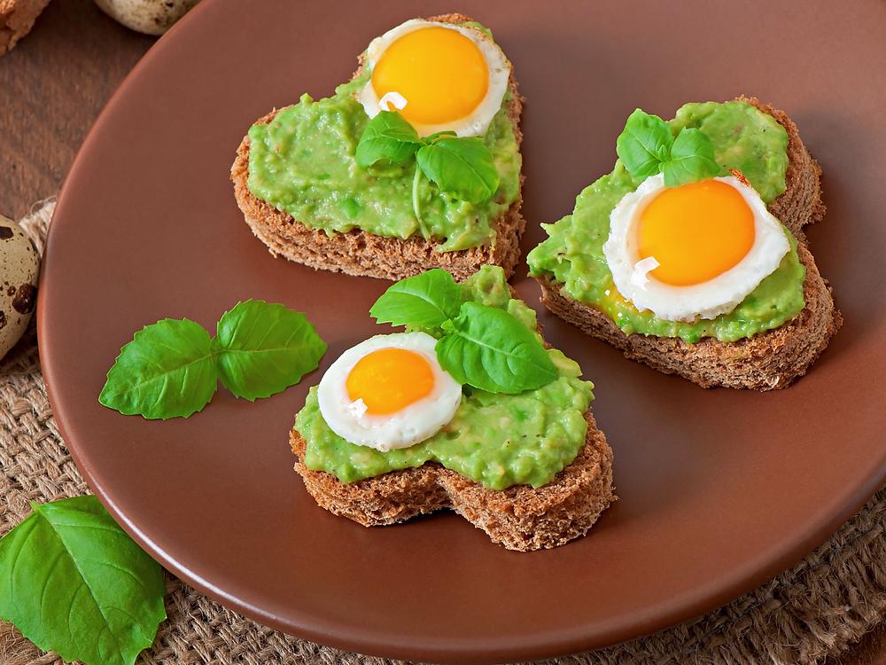 Grain-free Avocado Toast