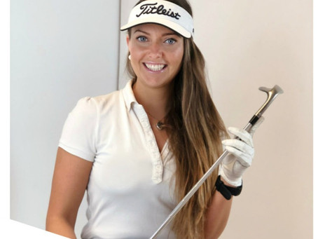 Want to get golf fit for 2020? We spoke to Kasia Ferenczuk of Golf Fitness Ireland