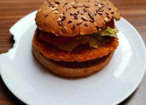 Linsen Burger Patties