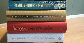 Læsestof til Norgesfareren – og andre læselystne …