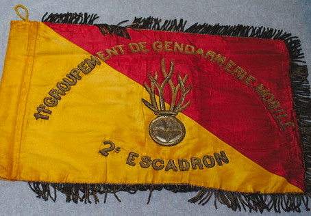 ESCADRON 24/2 DE GENDARMERIE MOBILE À BAYONNE