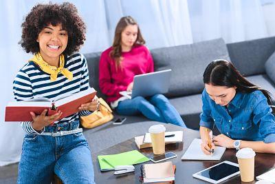 Porque una Residencia Estudiantil es perfecta para iniciar la vida universitaria en otra ciudad.