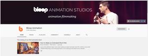 kênh youtube Bloop Animation