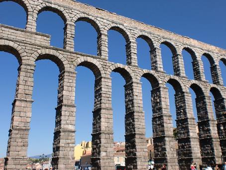 ScanPhase Imprime en 3D el histórico acueducto romano de Segovia - siglo II d.C.