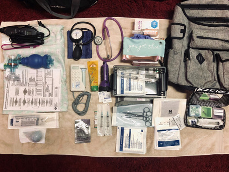 The Midwifery Supplies Chronicles: A Peak Inside the Bags of Allomother Midwifery (Part III)