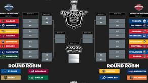 NHL Qualifying Round Picks