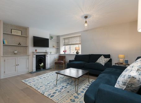 30th Oct - 7th Nov: 15% discount for St Ives cottage break