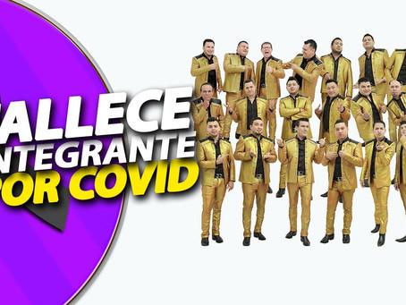 Fallece integrante de La Séptima Banda de Coronavirus