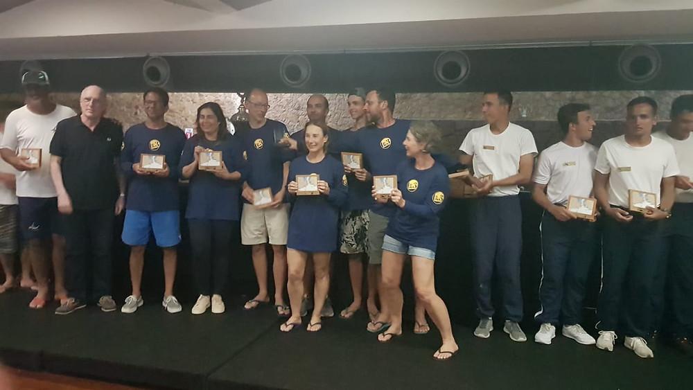BL3 URCA conquista 1° lugar na Regata-Santos Rio