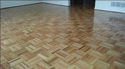 While the installation of Parquet flooring is quite simple, it needs more effort in maintenance. It requires polishing every now and then.