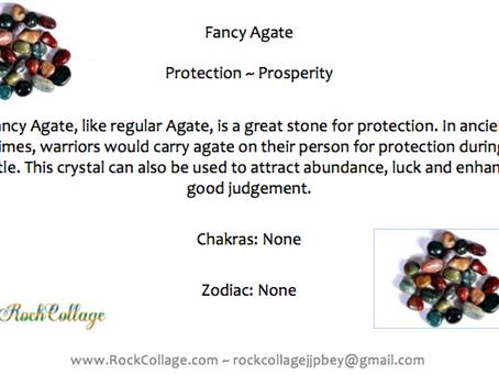 Fancy Agate