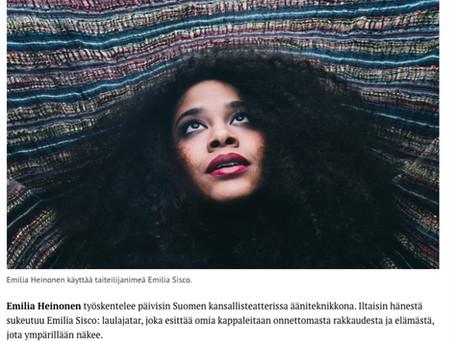 KS - Kouvolalainen bluesfestivaali esittelee nosteessa olevan naisen