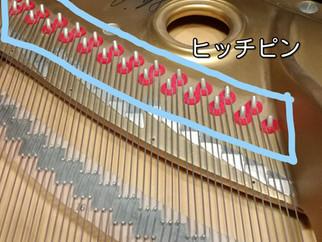 第2回ピアノ講座【ピアノの音が出る仕組み】