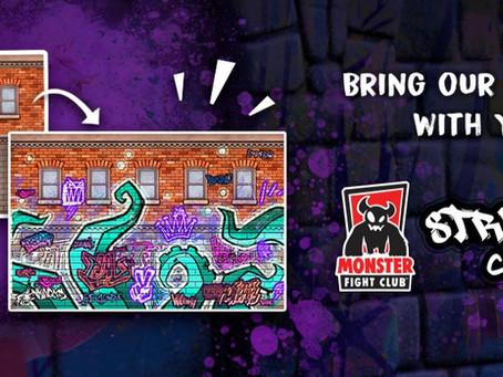 Street Art Contest - win cash prizes!