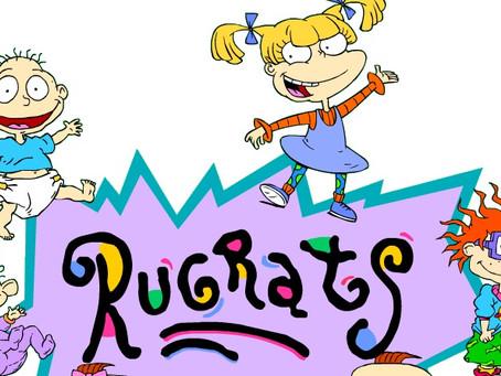¡Los Rugrats están de regreso de una forma que no te imaginas!
