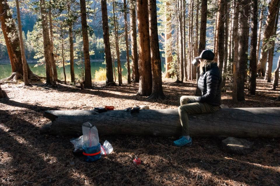 Utilizing the power of the wilderness to help restore health to clients' bodies and minds.