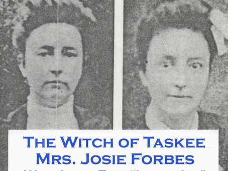 Josie Forbes: The Witch of Taskee