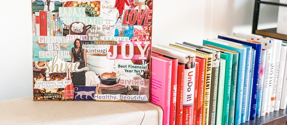 Have Goals? Vision Board Your Way To Success