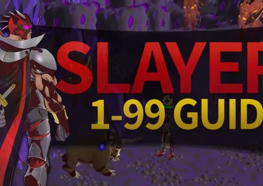 Theoatrix's 1-99 Slayer Guide (OSRS)