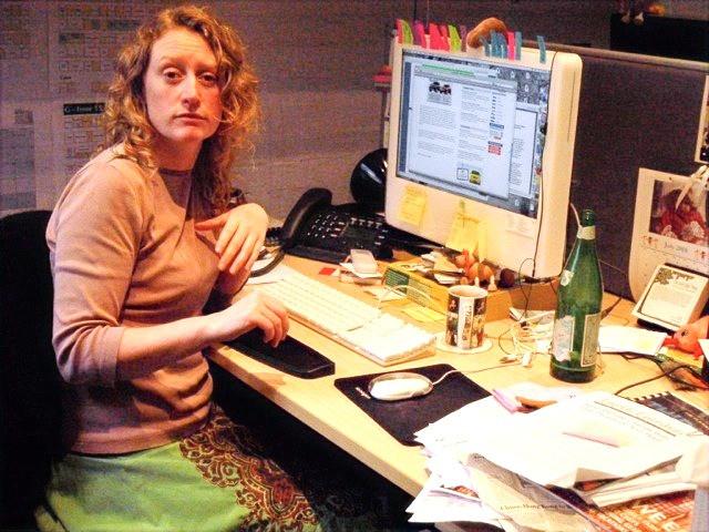 Sara Phillips, Deputy Editor of COSMOS magazine