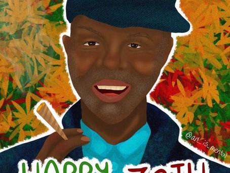 Happy 70th Birthday Lesi!