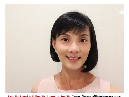 Love Story: Anlinna Lim, Singapore