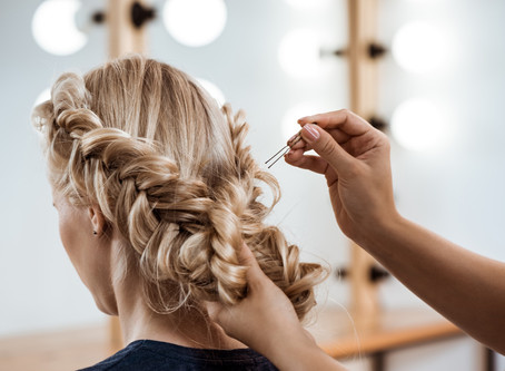 DIY UPDOs FOR MEDIUM LENGTHs