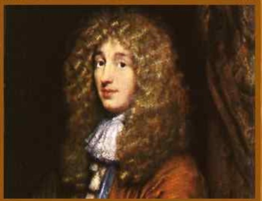 Portrait of Christian Huygens