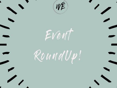 EVENTS ROUNDUP 3/25