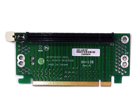 PCI-Express PCI-E 16X Right [GH-128] Riser