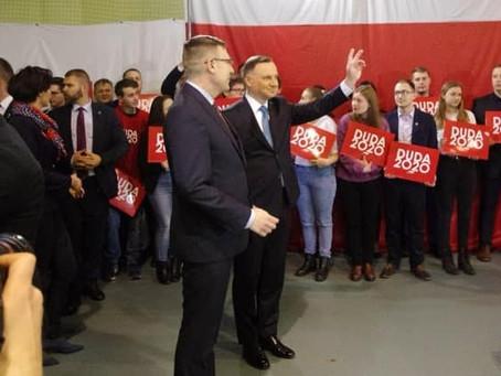Prezydentura Andrzeja Dudy