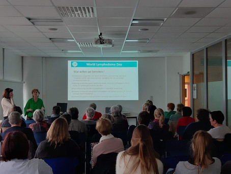 LymphAday: medisch onderbouwd door experten UZ Gent