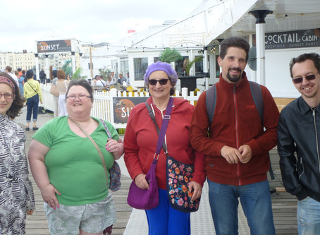 Our Trip to Brighton