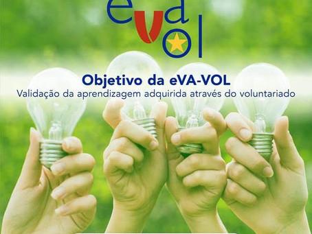 Convite à Sessão de Disseminação da Plataforma eVA-VOL - 25 novembro