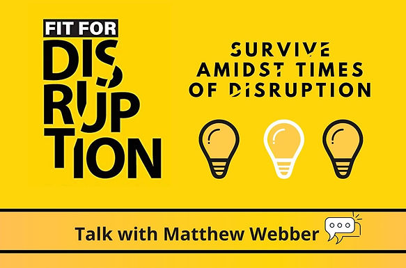 Fit For Disruption
