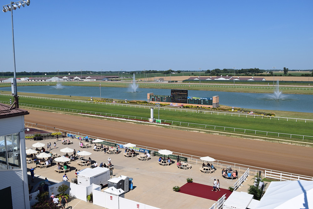 Indiana Grand, Thoroughbred horse racing track in Shelbyville, IN.
