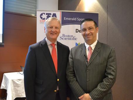 Power Breakfast con Diego Dorado Subdirector Territorial del Departamento Nacional de Planeación