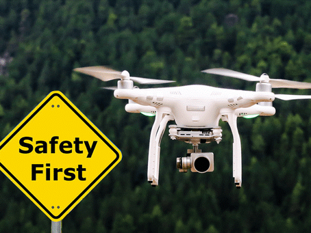 Can Drones Improve Workplace Safety?