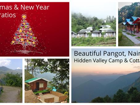 Christmas & New Year 2019 Celebrations at Pangot, Nainital