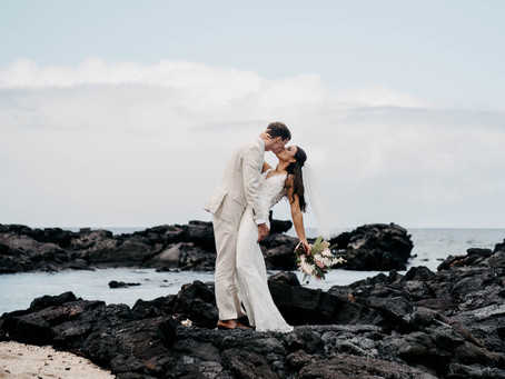 The Big Island, Hawaii Elopement