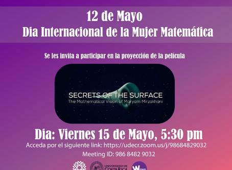 Día Internacional de la Mujer Matemática