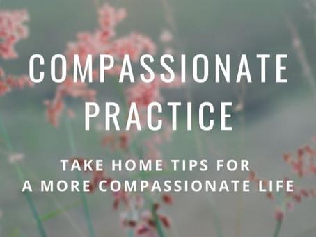 Take a Self-Compassion Break