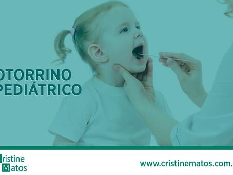Otorrinolaringologista Pediátrico